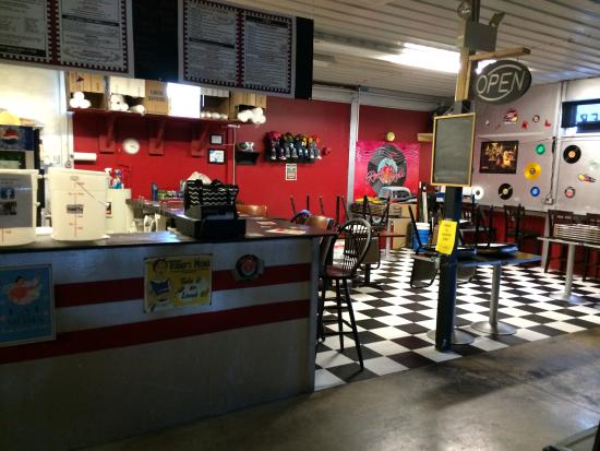 Thomasville, Pensylwania: Serving homemade breakfast and lunch. We have a 35 seat diner for you to enjoy