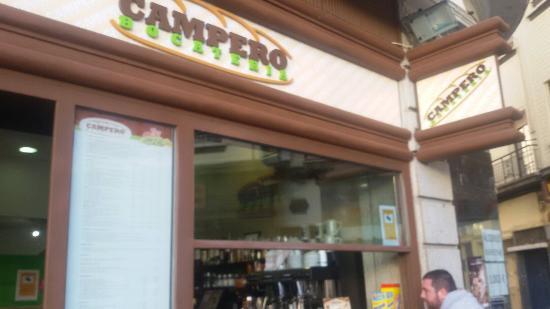 Pan & Fusion- El Campero