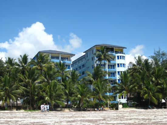 Foto Di Cowrie Shell Beach Apartments