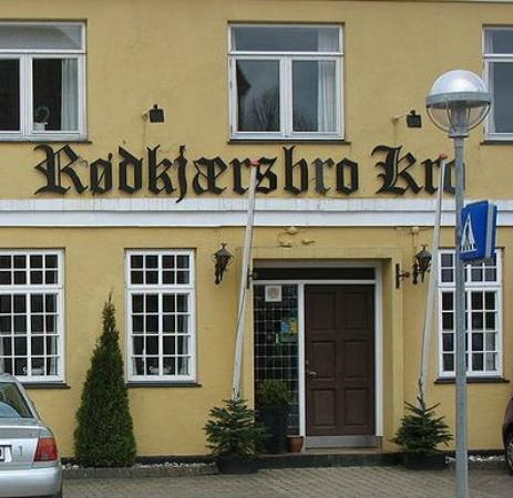Roedkaersbro, Denmark: Rødkjærsbro Kro