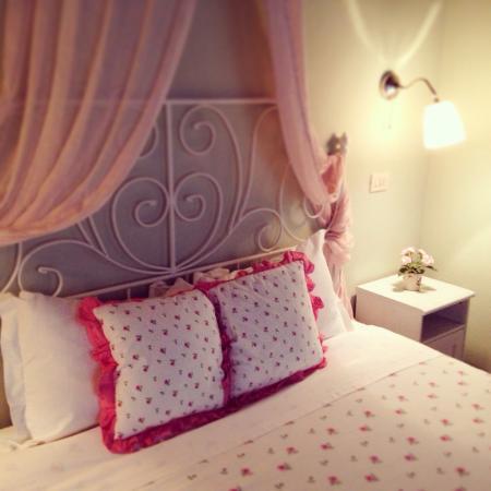 B&B Don Chisciotte : letto