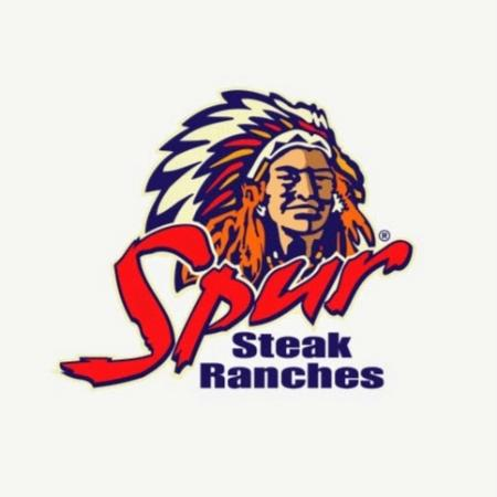 ‪‪Tahoe Spur‬: Spur Steak Ranch Logo‬