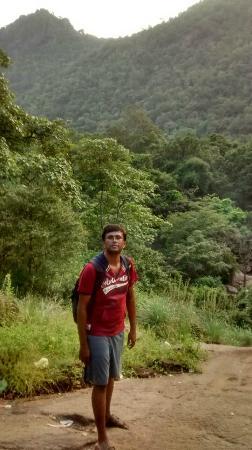Tamil Nadu, India: Downhill
