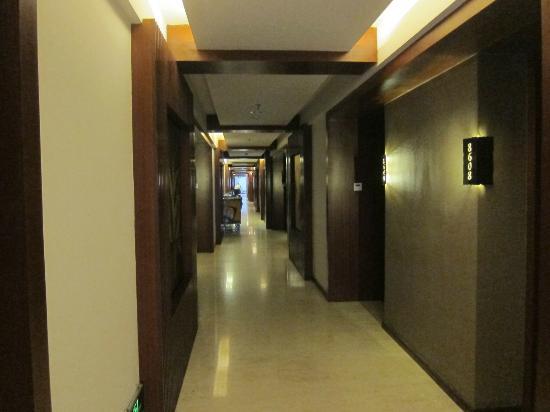 Taimei Boutique Hotel Int'l: corridor