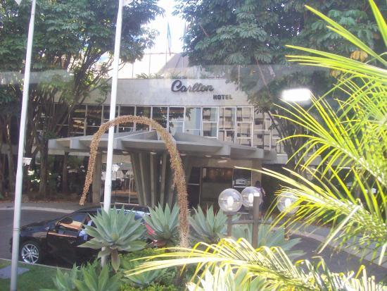 Carlton Hotel Brasilia: Localizado no setor hoteleiro