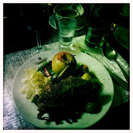 Restauracja Gdanska : Stekt and