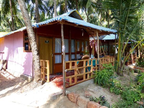 Abel Cressida Coco Huts: Cressida hut