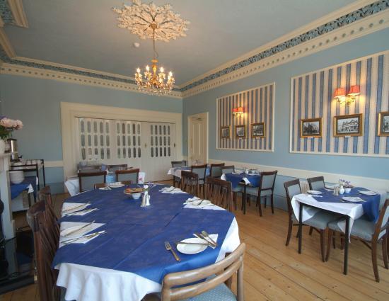 Kings Guest House: Breakfast Room