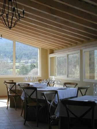 imagen Restaurante Panorámico Manantial del Chorro en Navafría
