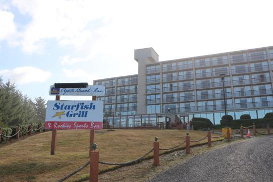 Best Western Plus Agate Beach Inn Esterno