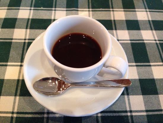 Certosa di Pavia, Italie : Non volevo crederci.. Il caffè con la moka, troppo buono!