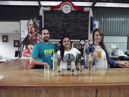 Costa Rica's Craft Brewing Co.: Traveler 2 Be
