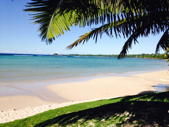 Vacations Beach Fales: the beautiful beach
