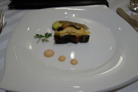 Keio Hotel: 夕食
