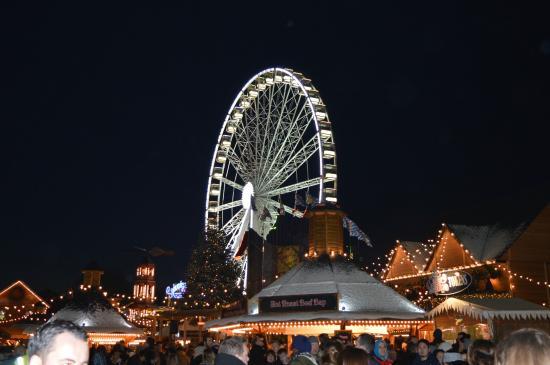 Winter Wonderland: Observation Wheel