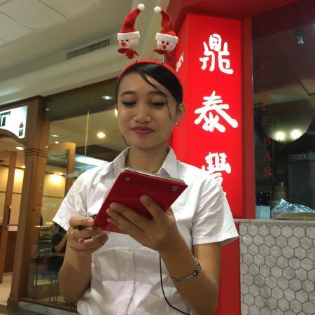 Din Tai Fung : good hospitality