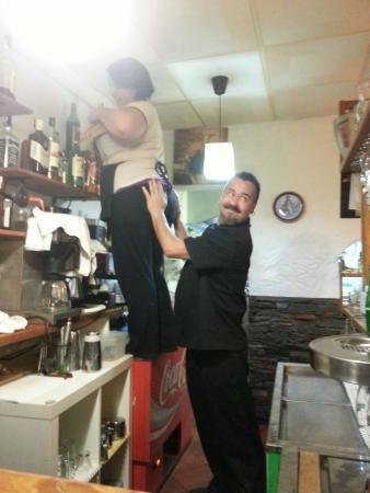 Restaurante OK: No comment x