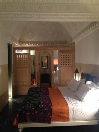 Riad Due: Room