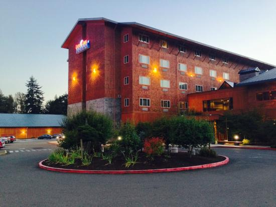 Little Creek Casino Resort: Esterno