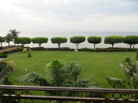 Protea Hotel by Marriott Entebbe: View from room