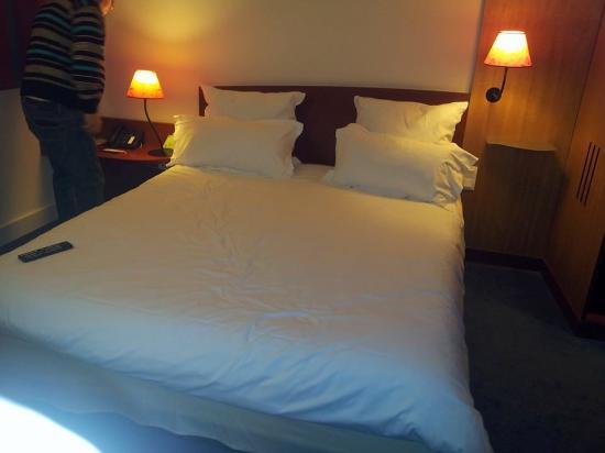 Novotel Suites Rouen Normandie: La chambre