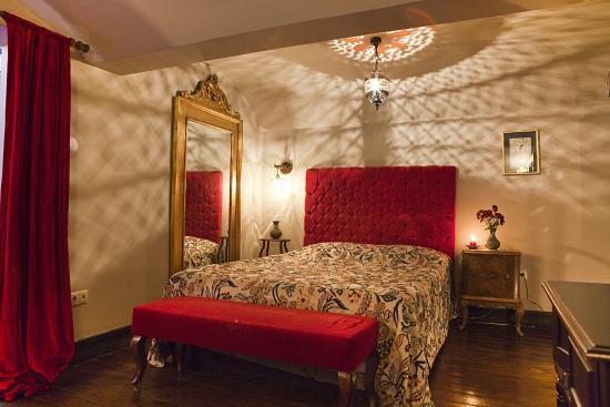 Kitap Evi Hotel : HAMAMLI SUITE