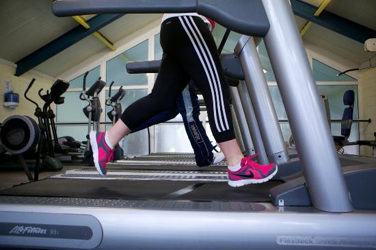 بارك هوتل: Fitness Centre