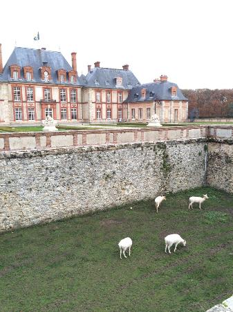 chteau de breteuil chateau de breteuil - Chateau De Breteuil Mariage