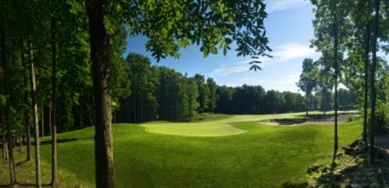 Corbyville, Canada : Back of Hole #4