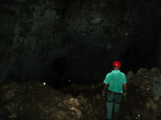 Barra Honda National Park: Primera sala de la caverna