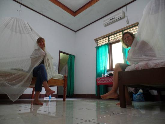 Tarsius Homestay: Our room