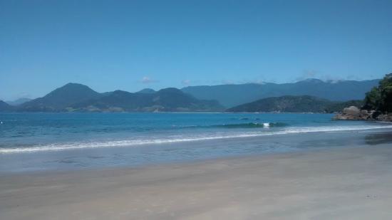 Almada Beach: Visual da praia