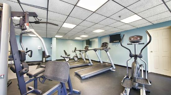 BEST WESTERN Albany Airport Inn: Brand New Extra large 24 Hour On Site Fitness Center