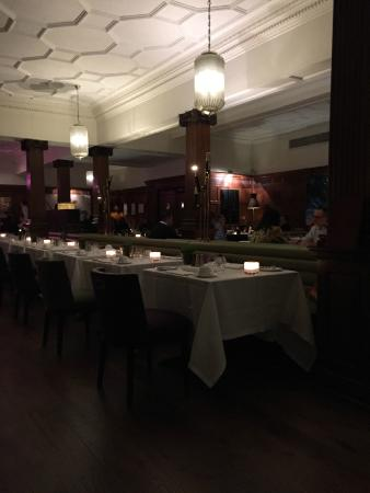 HIX Mayfair: Main Room