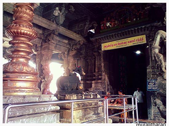 Cuddalore, Inde : Dwaja sthambam(Kodi Maram)Paldaleeswar temple photo by Muralitharan
