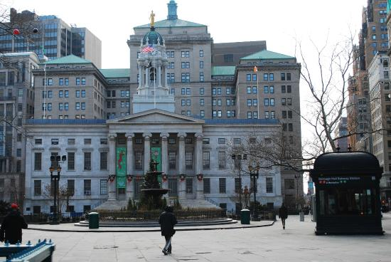 Brooklyn borough hall tripadvisor for Adams salon brooklyn ny