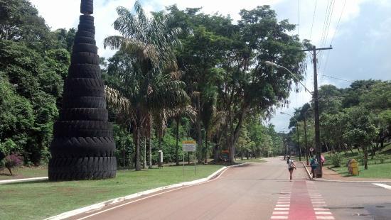 Parauapebas: Avenida principal