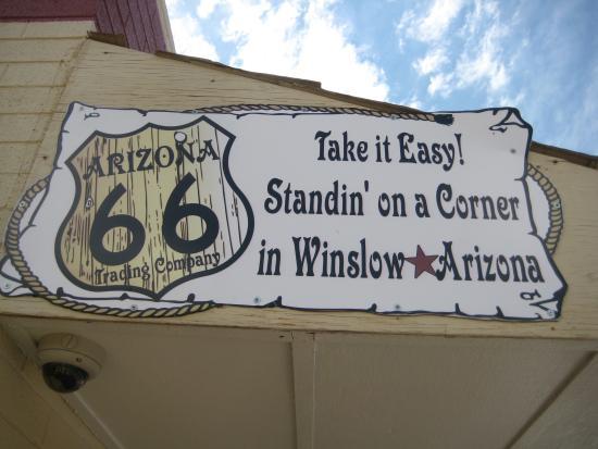 США: Winslow, AZ