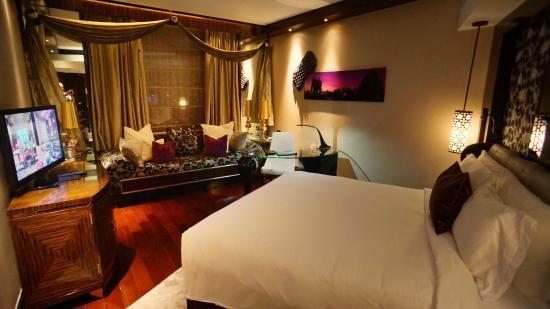 Sofitel Mumbai Bkc Luxury Room King Bed