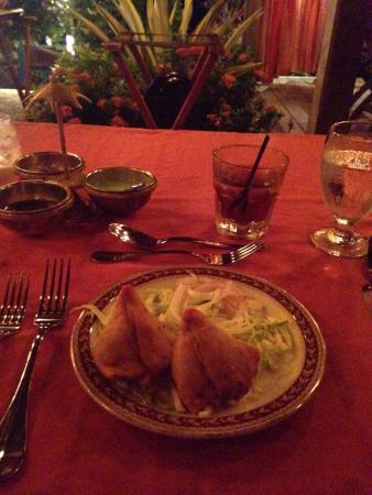 Apsara Samudra : Perfect setting, lovely food