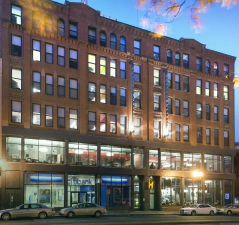 Hostelling International - Boston: HI-Boston  Street View