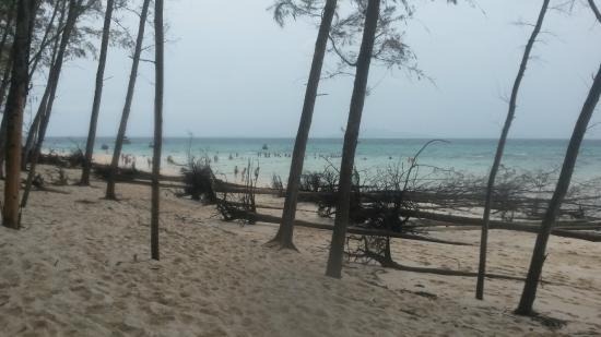 Alpina Phuket Nalina Resort & Spa: море