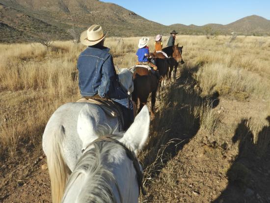 Elkhorn Ranch: A family ride