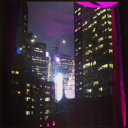 Haven Rooftop NYC: View from Happy Hour!