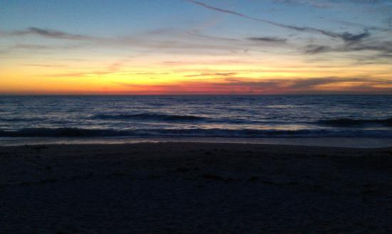 A Beach Retreat: Sunset on Casey Key