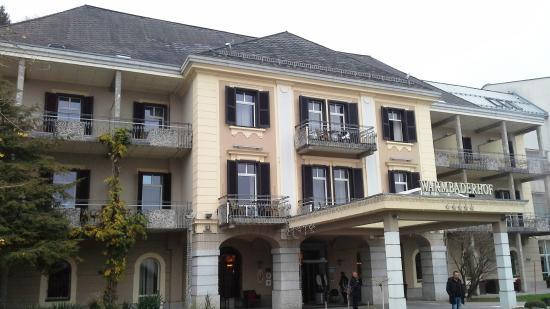 Hotel Warmbaderhof: Warmbaderhof