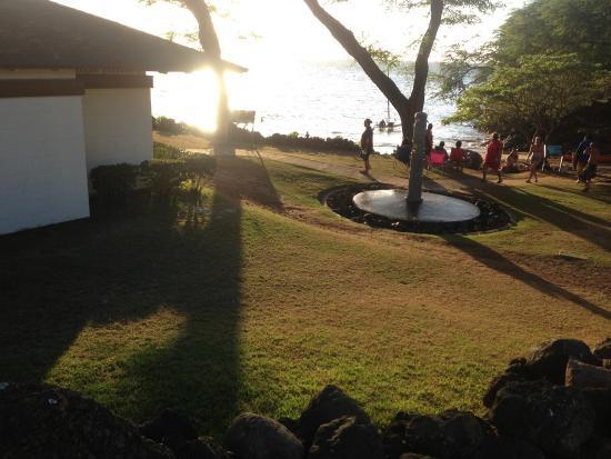 Makena Landing Park