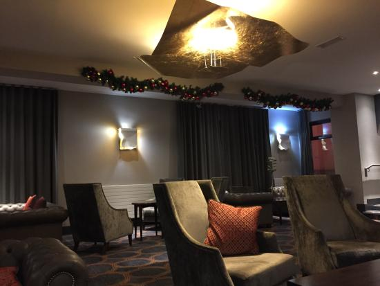 Midleton Park Hotel: Entrance Lobby