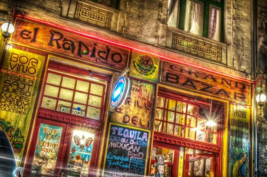 Photo of Mexican Restaurant El Rapido at Kazinczy U. 10., Budapest 1075, Hungary