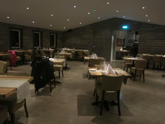 Nature-Spa Guesthouse : restaurant